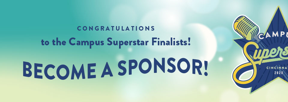 Become a Campus Superstar Sponsor
